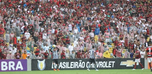 Flamengo voltará atuar no Maracanã no próximo domingo
