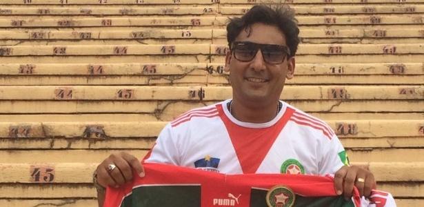 Taoufik, que jogou no Raja Casablanca