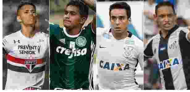 Corinthians e Santos atuarão no sábado neste primeiro jogo pelas quartas de final - Reprodução