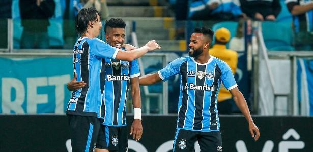 Grêmio tem 86% de aproveitamento e busca mais pontos antes de dividir foco