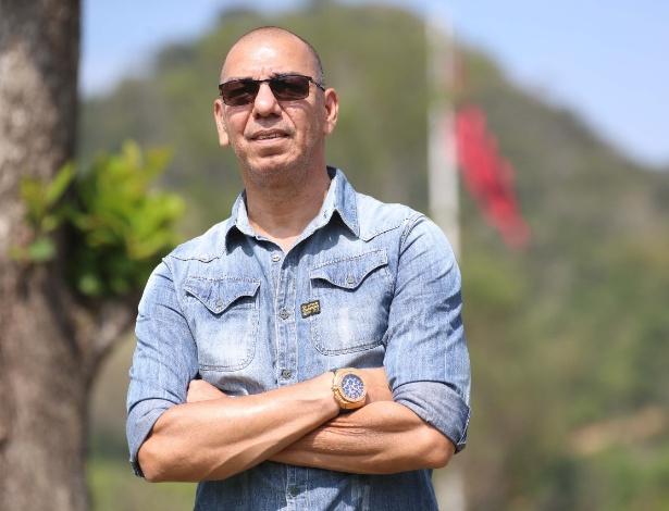 O ex-zagueiro Mozer é gerente de futebol do Flamengo desde junho de 2016