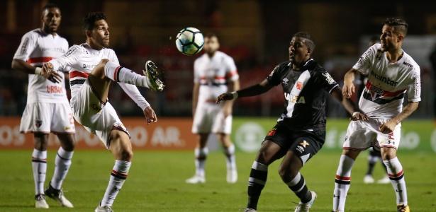 Vasco e São Paulo disputam clássico importante neste domingo no Rio de Janeiro