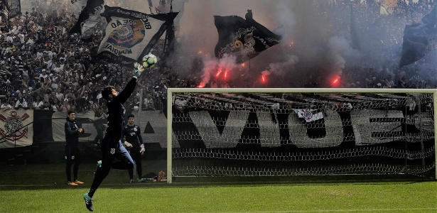Corinthians treinou na Arena Corinthians antes do dérbi de novembro - Daniel Augusto Jr. / Ag. Corinthians