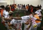 """Psicóloga do São Paulo celebra: """"Aguentaram pressão que poucos suportariam"""" - Rubens Chiri/saopaulofc.net"""