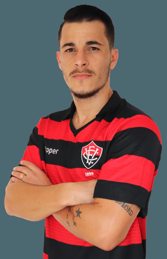 Jonatas Elias Belusso, atacante do Vitória