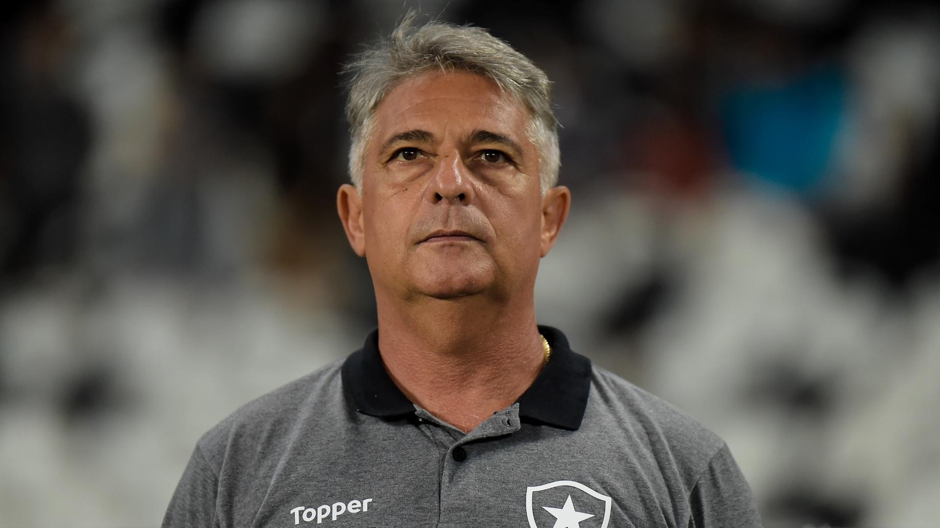 Marcos Paquetá, técnico do Botafogo
