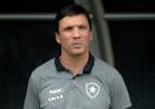 Zé Ricardo defende jogadores do Botafogo: 'Esse grupo não é sem vergonha'