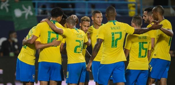 Lista tem nomes como Neymar, Coutinho, Firmino, Gabriel Jesus, Alisson e Ederson