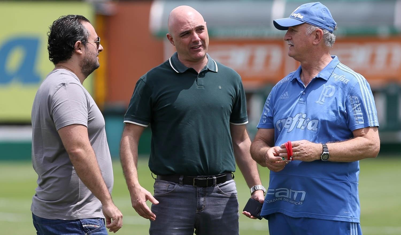 ad8b6d8614 Galiotte fala que dívida com Crefisa é corrigida e vê Paulista como treino  - Esporte - BOL