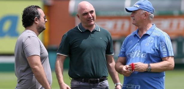 Galiotte se mostra preocupado com a arbitragem nesta reta final do Brasileiro