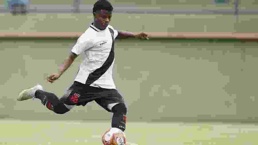 Lucas Santos foi o destaque do Vasco na Copa São Paulo de Futebol Júnior - Rafael Ribeiro / Vasco.com.br