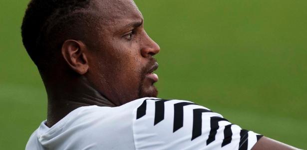Cleber Reis espera ter mais chances com Sampaoli no Santos - Ivan Storti/Santos FC