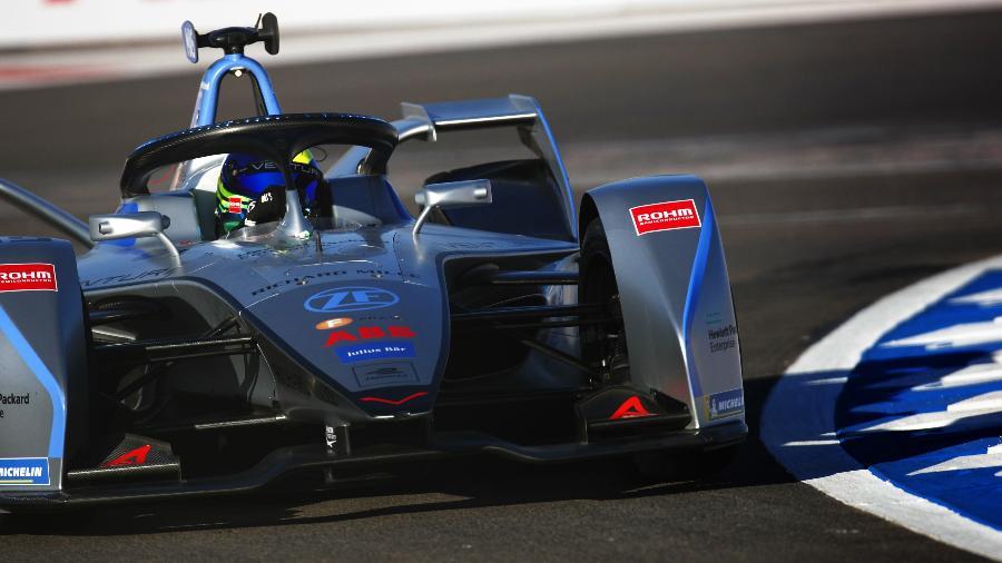 Felipe Massa no e-Prix do Marrocos - Divulgção/Fórmula E