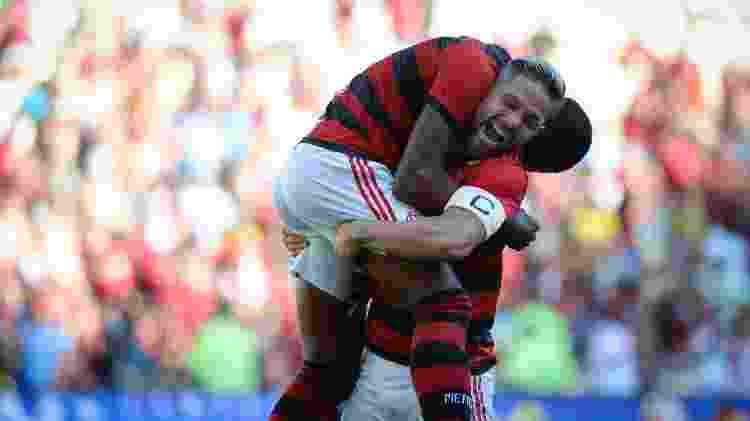 Flamengo - Alexandre Vidal/CR Flamengo - Alexandre Vidal/CR Flamengo