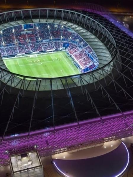 Ahmad Bin Ali Stadium, estádio do Qatar que receberá jogos do Mundial-2020 - Divulgação/Fifa
