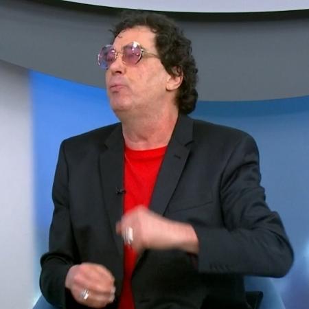 Casagrande, comentarista do Grupo Globo - Reprodução/SporTV