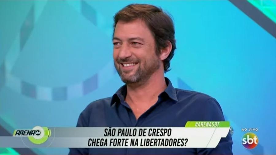 Duilio Monteiro Alves defende transformação administrativa no Corinthians - Reprodução/SBT
