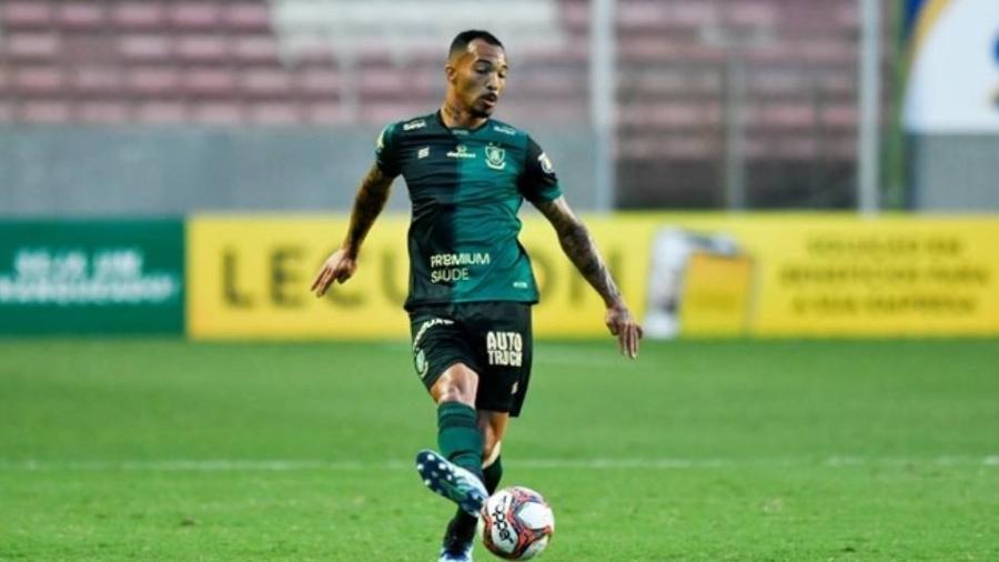 Joseph deixou o América-MG no começo de maio, após encerrar o seu contrato com o clube mineiro - Mourão Panda/América-MG