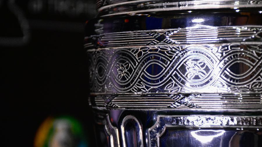 Taça da Copa América, em registro de maio de 2019 - Juan David Moreno Gallego/Anadolu Agency/Getty Images