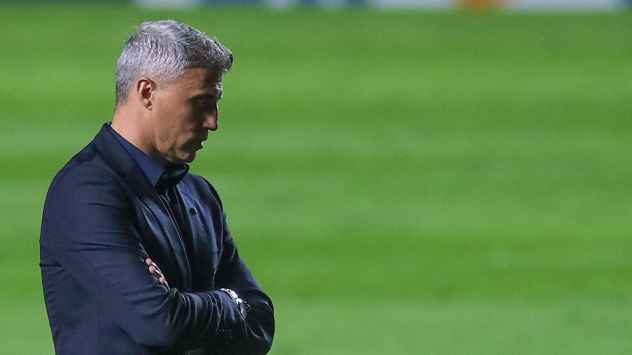Hernán Crespo espera recuperação física no time do São Paulo - Marcello Zambrana/AGIF