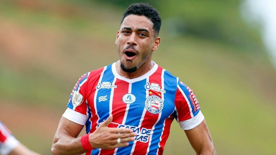 Matheus Bahia ficou fora do jogo contra o Galo por problemas gástricos - Bahia/Divulgação