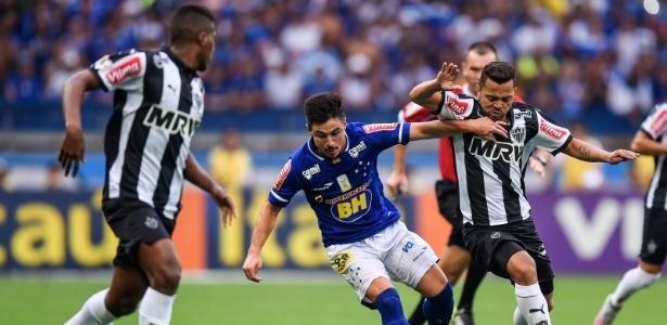 Atlético-MG e Cruzeiro se enfrentarão, neste domingo, no estádio Independência - Fred Magno/Light Press/Cruzeiro
