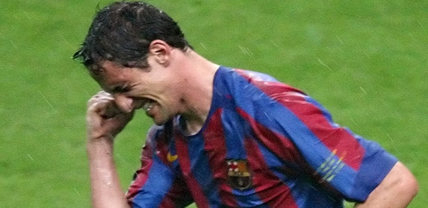 Belletti foi destaque no Barcelona entre 2005 e 2006