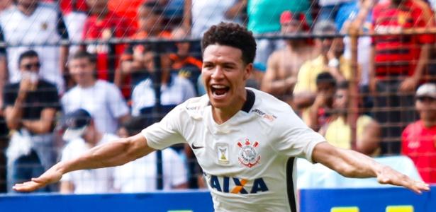 Marquinhos Gabriel começou bem sua passagem pelo Corinthians com belos gols