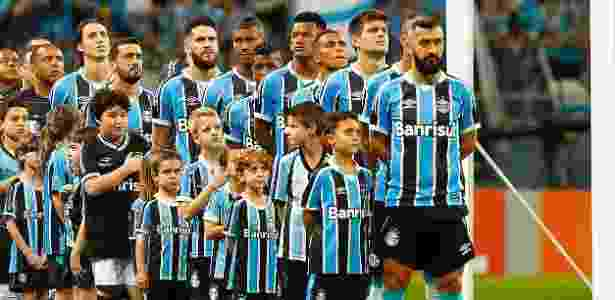 Time gaúcho deve anunciar neste domingo novo departamento de futebol - RODRIGO RODRIGUES/GREMIO FBPA