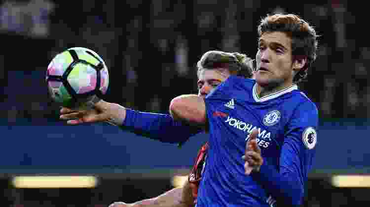 Marcos Alonso - Toby Melville/REUTERS - Toby Melville/REUTERS