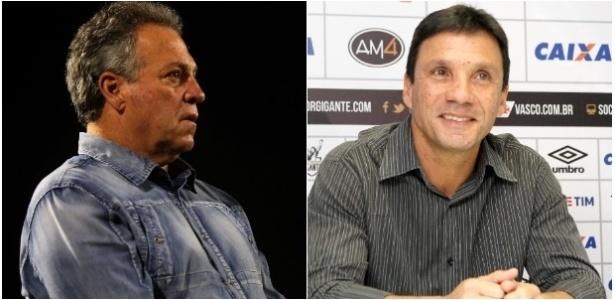 """Abel Braga e Zé Ricardo são """"sombras"""" para Jair no Santos; Cuca e Dorival correm por fora"""