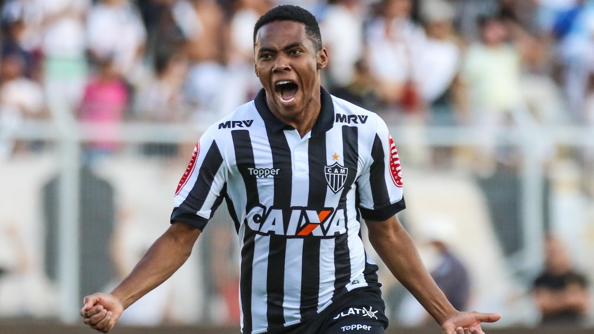 Vitória do Atlético-MG sobre a Ponte teve gol de Elias