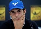 Com dores no joelho, Nadal abandona o Masters 1000 de Paris - Charles Platiau/Reuters