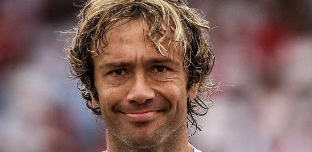 Lugano volta a jogar com a camisa do São Paulo em janeiro, no Morumbi - Marcello Zambrana/AGIF
