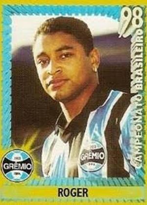 ROGER MACHADO, ex-lateral do Grêmio, virou treinador do Palmeiras