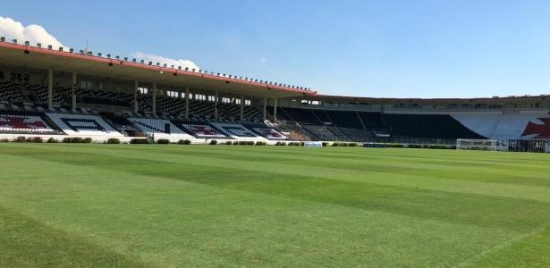 São Januário, estádio do Vasco; clube terá dois dirigentes candidatos na eleição - Divulgação/Racing