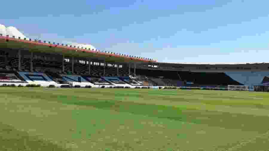 São Januário, estádio do Vasco - Divulgação/Racing