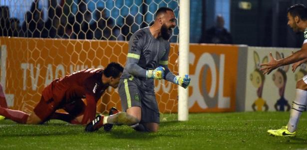 Jandrei se destacou pela Chapecoense e se transferiu para o futebol europeu - Renato Padilha/AGIF