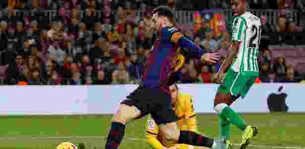 Messi marca dois em retorno e5a7c37506e87
