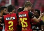 Com gols de Charles e Brocador, Sport vence o Vitória-PE na Arena - Bobby Fabisak/JC Imagem