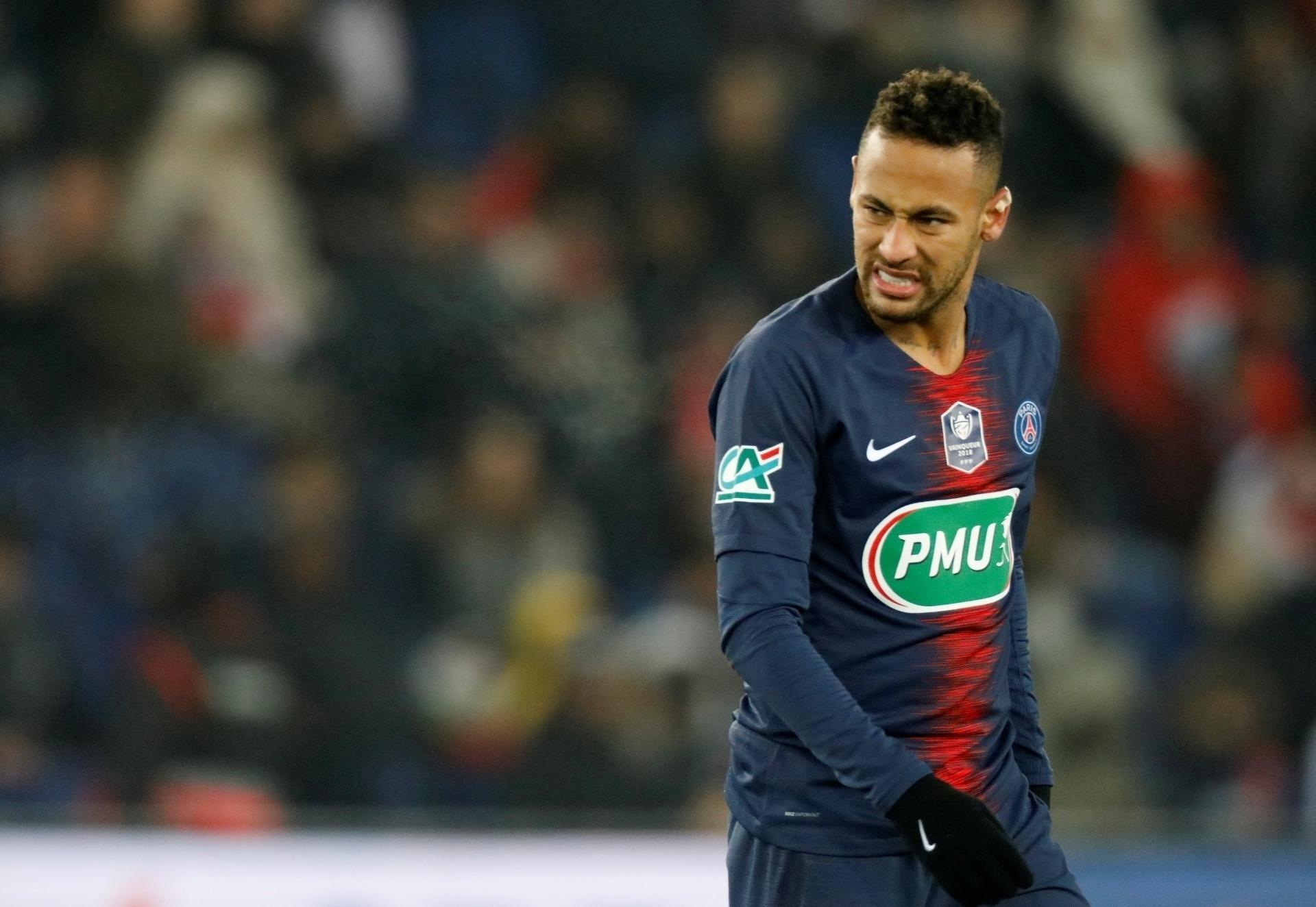 c81257c6d3b78 Neymar descarta Carnaval prolongado e promete a elenco ver PSG no estádio -  22 02 2019 - UOL Esporte
