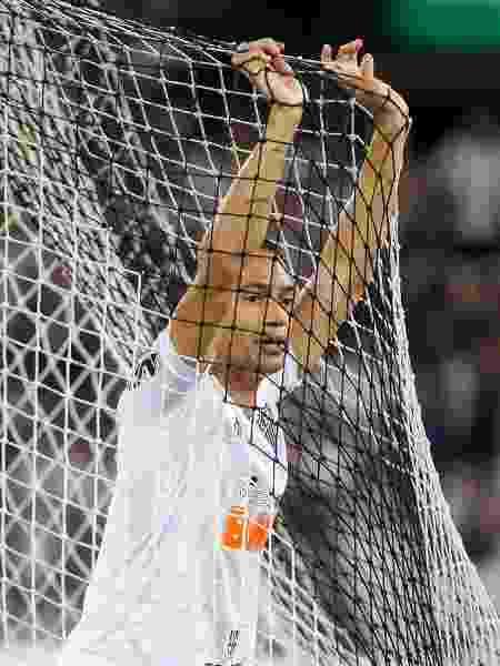 Ricardo Oliveira, atacante do Atlético-MG, recebe vaias da torcida - Bruno Cantini/Divulgação/Atlético-MG