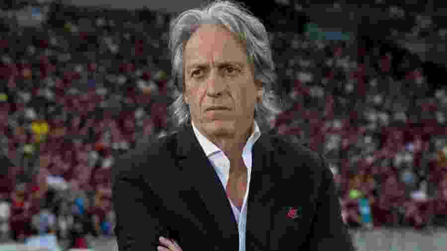 Jorge Jesus receberá título de Cidadão Honorário do Rio de Janeiro - Alexandre Vidal/Flamengo