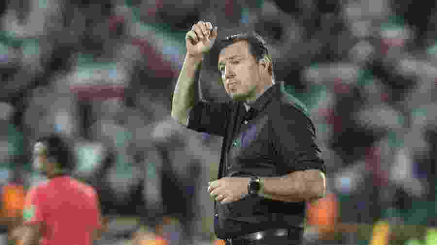 Treinador belga vive momento de ruptura com dirigentes iranianos - Ahmad Halabisaz/Xinhua