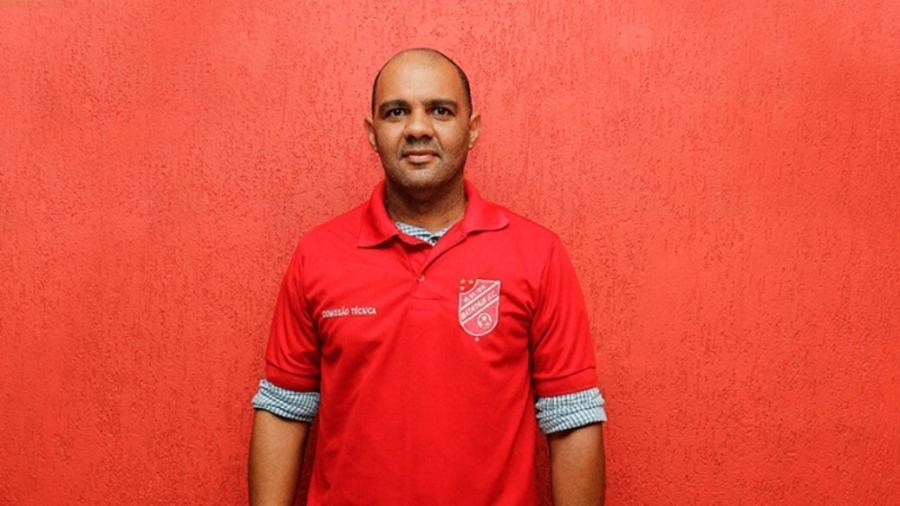 Alexandre Ferreira dirigiu o Olímpia em pouco mais de um mês; ele tem experiência no futebol do interior paulista - Divulgação/Batatais