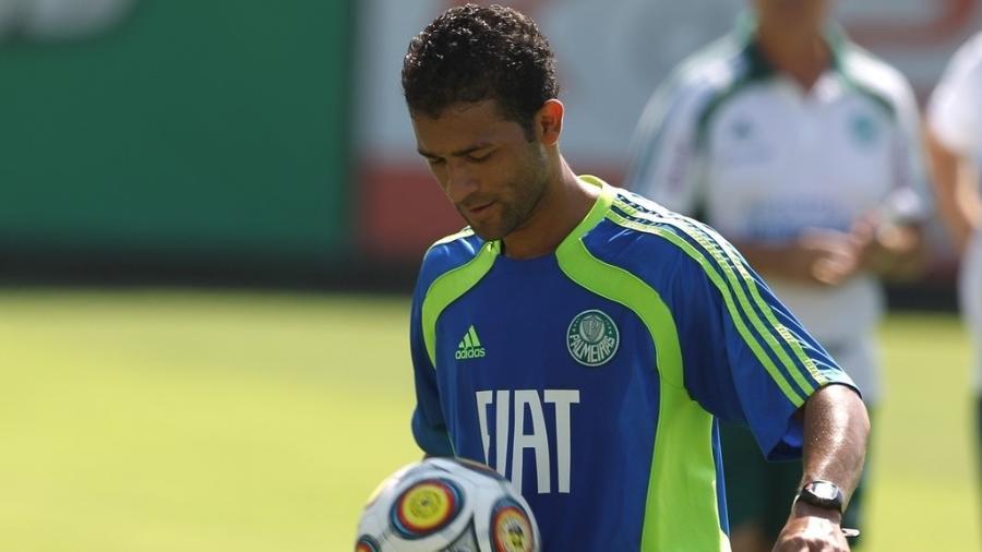 Pierre, ex-volante de Palmeiras, Atlético-MG e Fluminense, vai virar empresário - Rivaldo Gomes/Folhapress