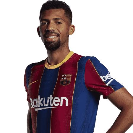 Matheus Fernandes, meio-campista do Barcelona - Divulgação/Site oficial do Barcelona