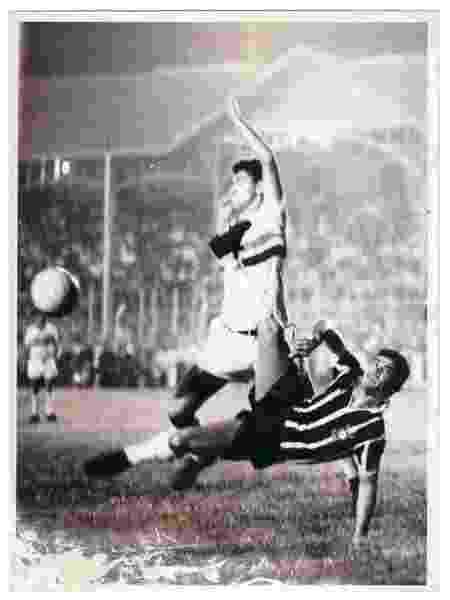 Manoelzinho, jogador do Corinthians nos anos 50 - Arquivo Pessoal - Arquivo Pessoal