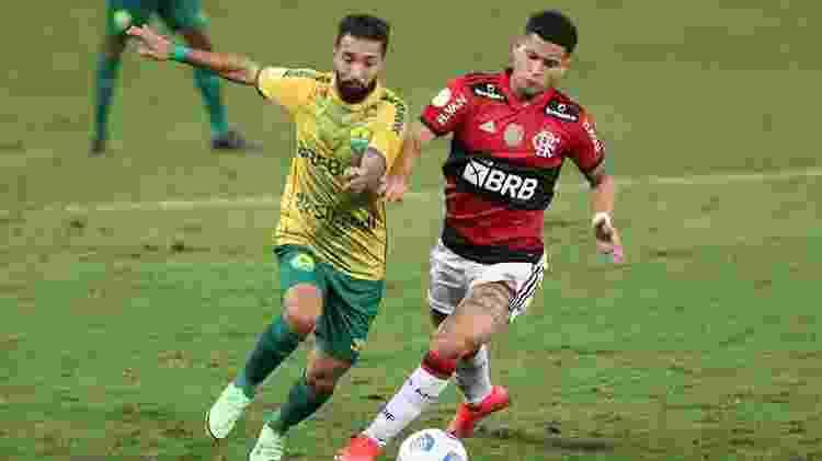 Cuiabá x Flamengo - Gil Gomes/AGIF - Gil Gomes/AGIF