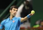 Após Murray, Djokovic anuncia desistência do Masters 1.000 de Miami - AFP PHOTO/KARIM JAAFAR